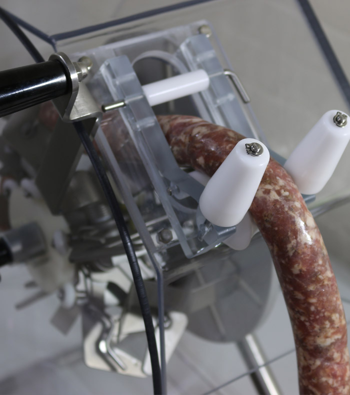 Easy Linker Hand Crank Feeder w/ Sausage